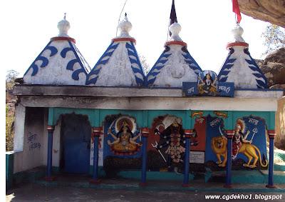 Patai Mata Temple,mahasamud