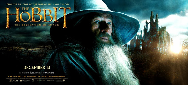 Gandalf in The Hobbit: The Desolation Of Smaug