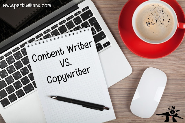 Content Writer VS. Copywriter