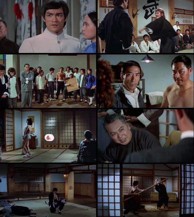 Fist of Fury 1972 Dual Audio Hindi 720p BluRay 800mb