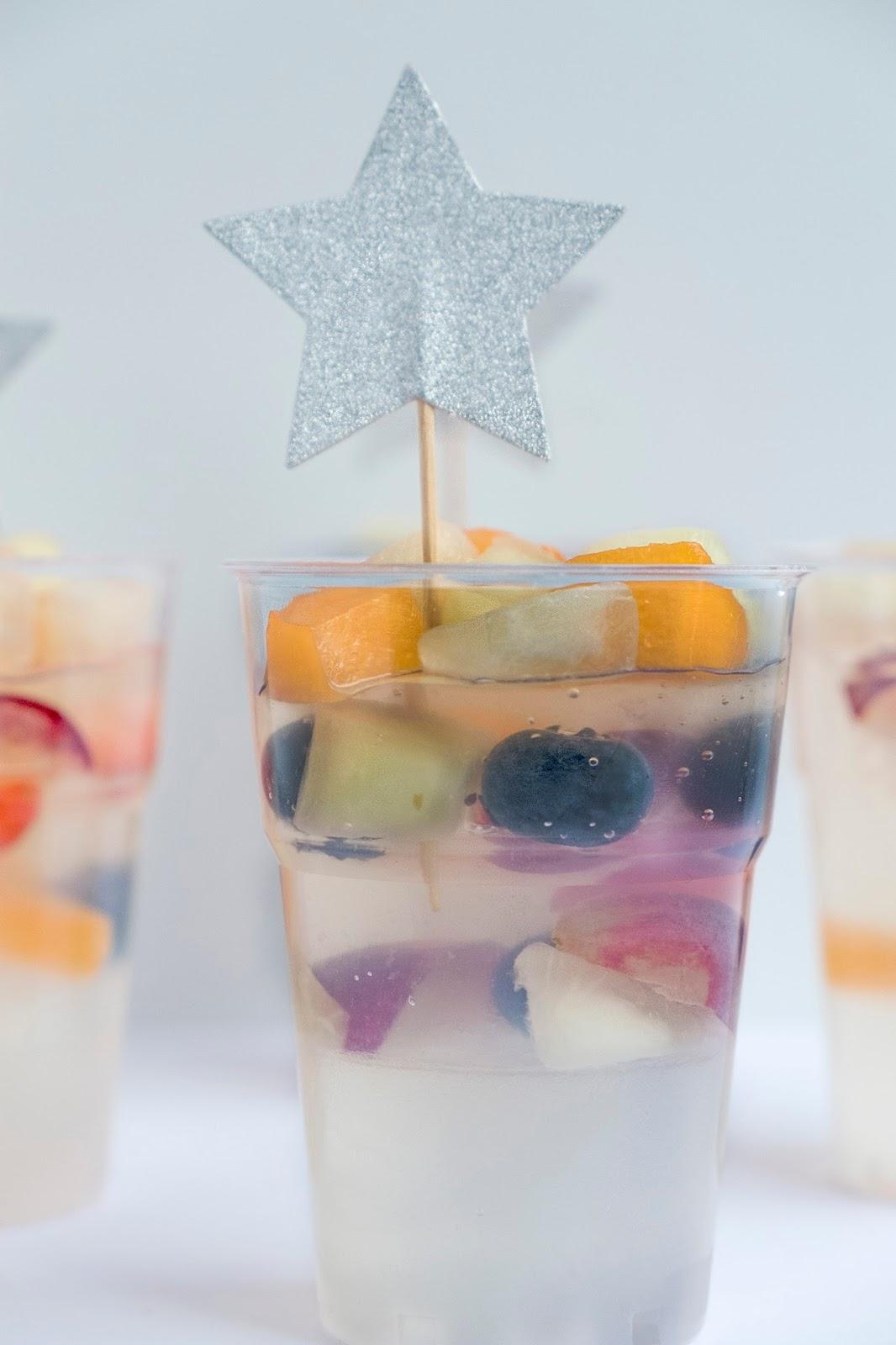 Fruit party als traktatie - Kinderfeest