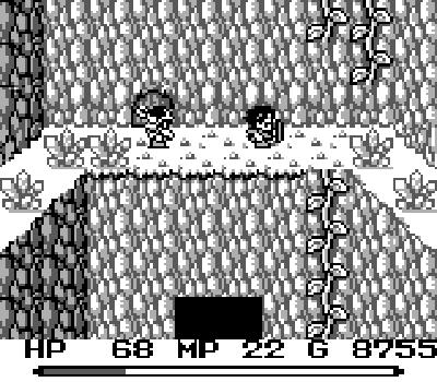 Mystic Quest - Enano compañero