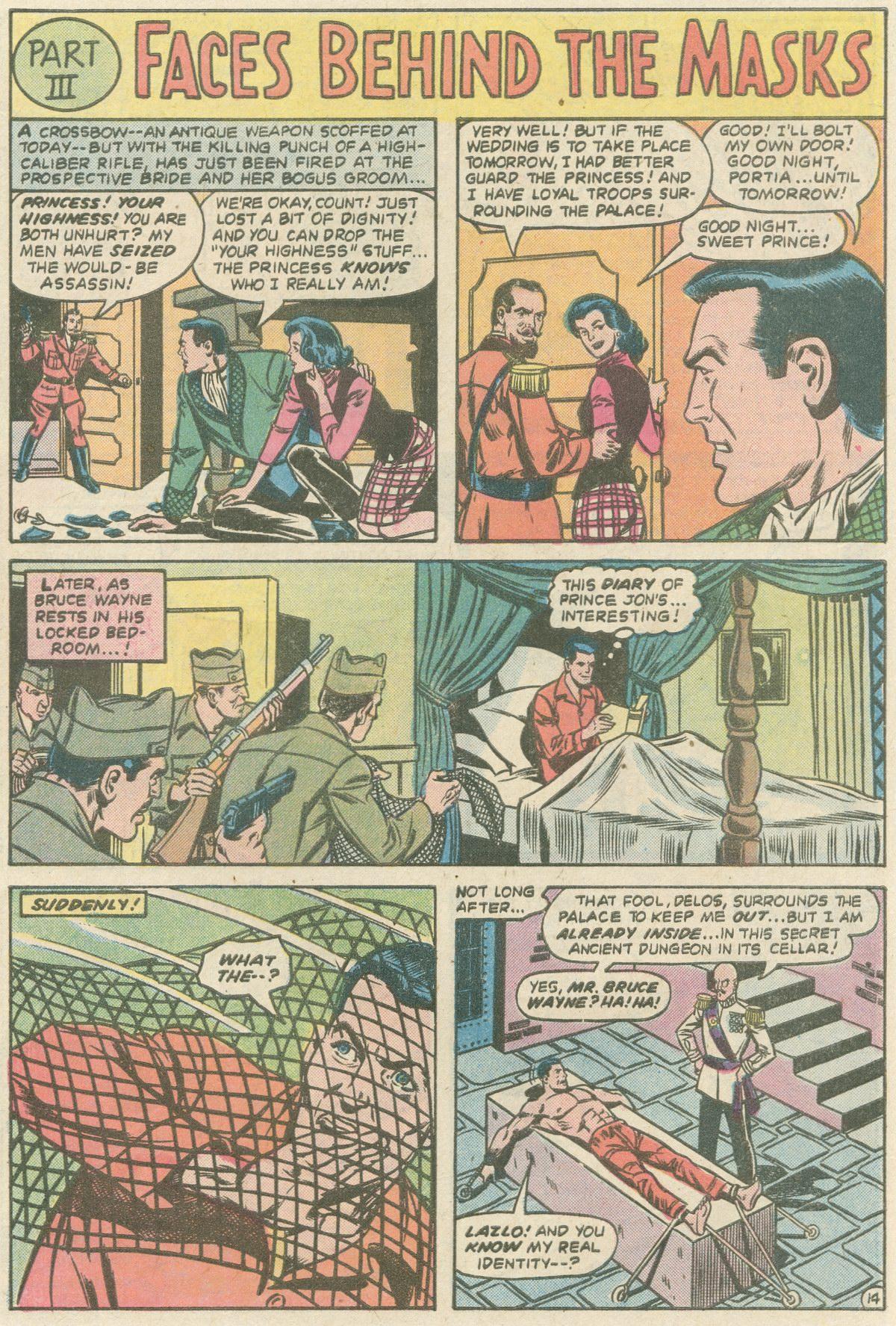 Read online World's Finest Comics comic -  Issue #253 - 17