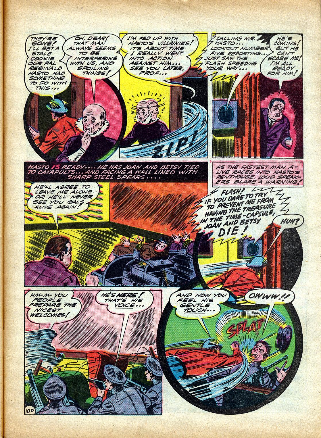 Read online All-Flash comic -  Issue #4 - 62