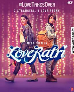 LoveYatri / Loveratri First Look Poster