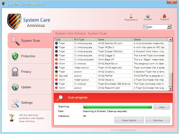 XyliBox: System Care Antivirus