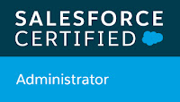 Salesforce Certified Administrator verification for Richard Upton
