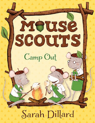 Mouse Scouts is a great series of books for Daisy Scouts and leaders can give this as a gift for the holiday season