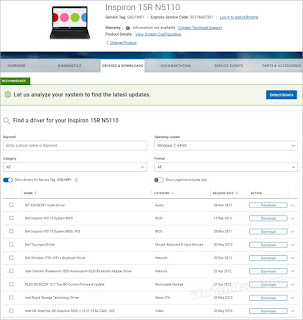 dell-drivers-download-page