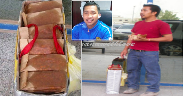 OFW Sells Adobong Mani/OFW UPDATE