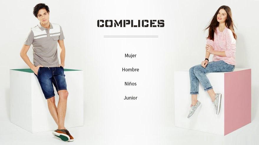 moda Cómplices marzo 2015