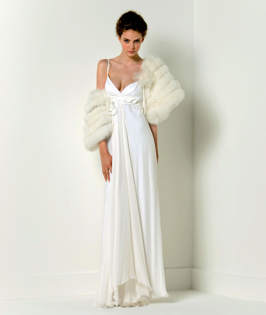 Wedding Dresses | Max Mara Bridal 2011