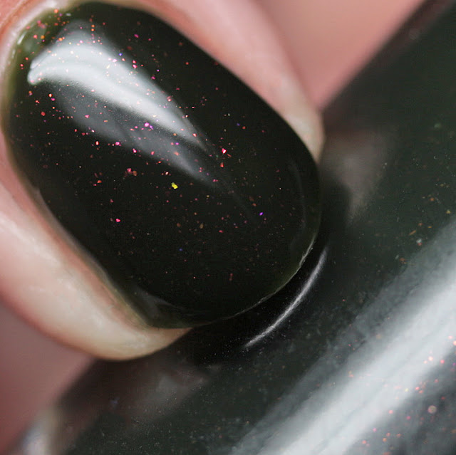 Octopus Party Nail Lacquer Holly Folly