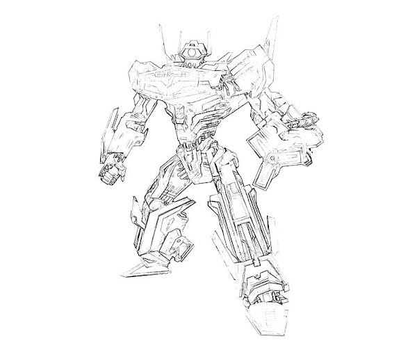 transformers 3 shockwave coloring pages | How To Draw Transformers Prime Characters – Colorings.net