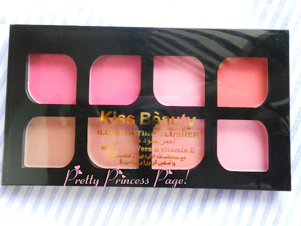 ♥ My lovely blush palette review