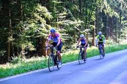 6 Manfaat Bersepeda Bagi Kesehatan Tubuh