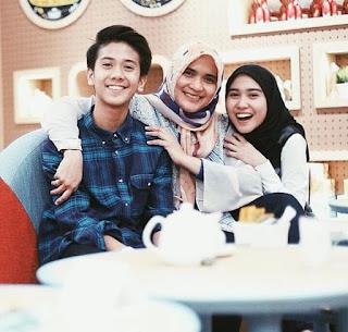 Foto Iqbaal Dhiafakhri Ramadhan