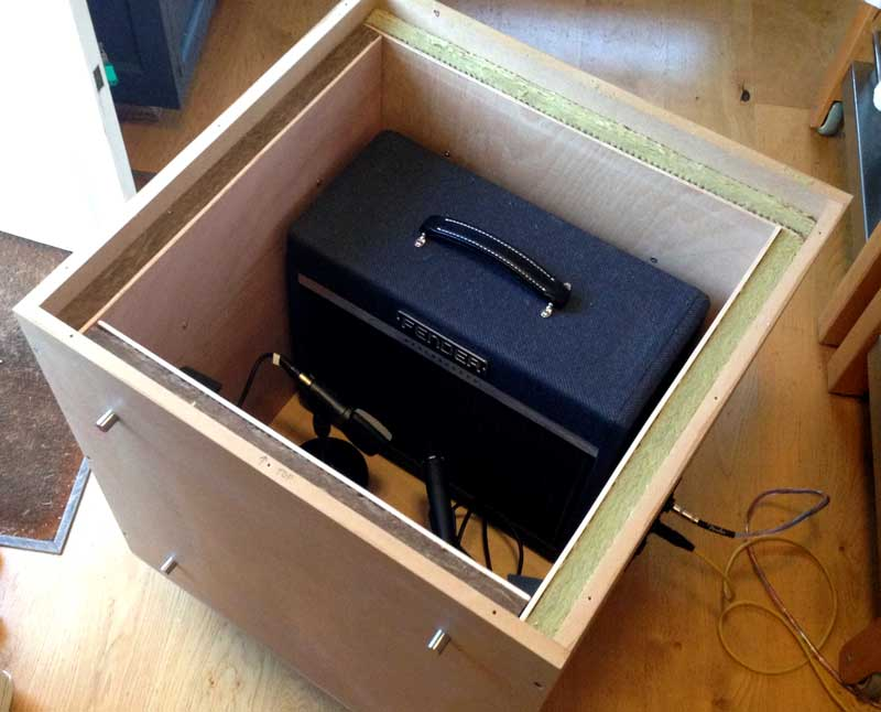 Project Studio Handbook: Build a compact electric guitar speaker ...