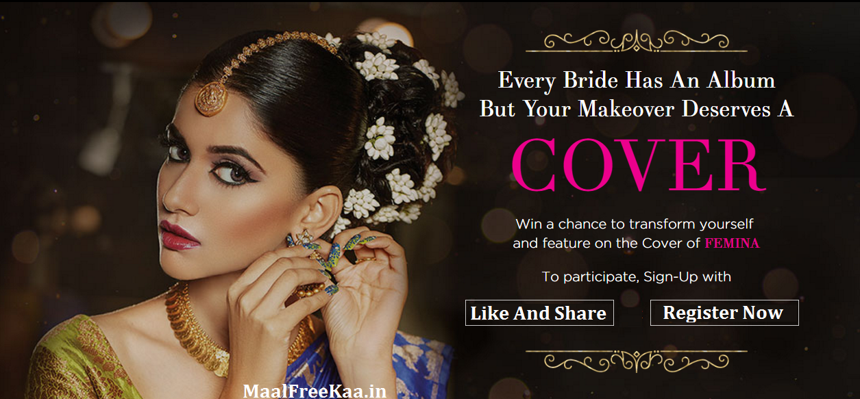 Free bridal giveaways