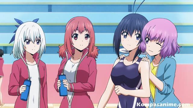 anime sport ecchi terbaik yang wajib ditonton