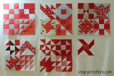 150 Canadian Women quilt blocks