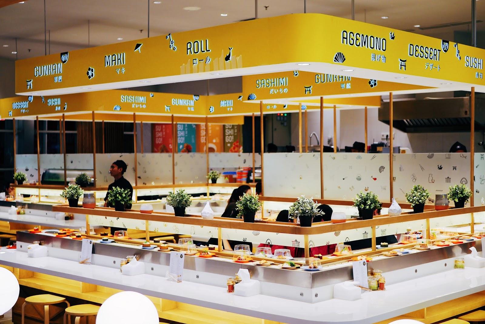 Lulabyspoon indonesian food blogger photographer for Food bar pik