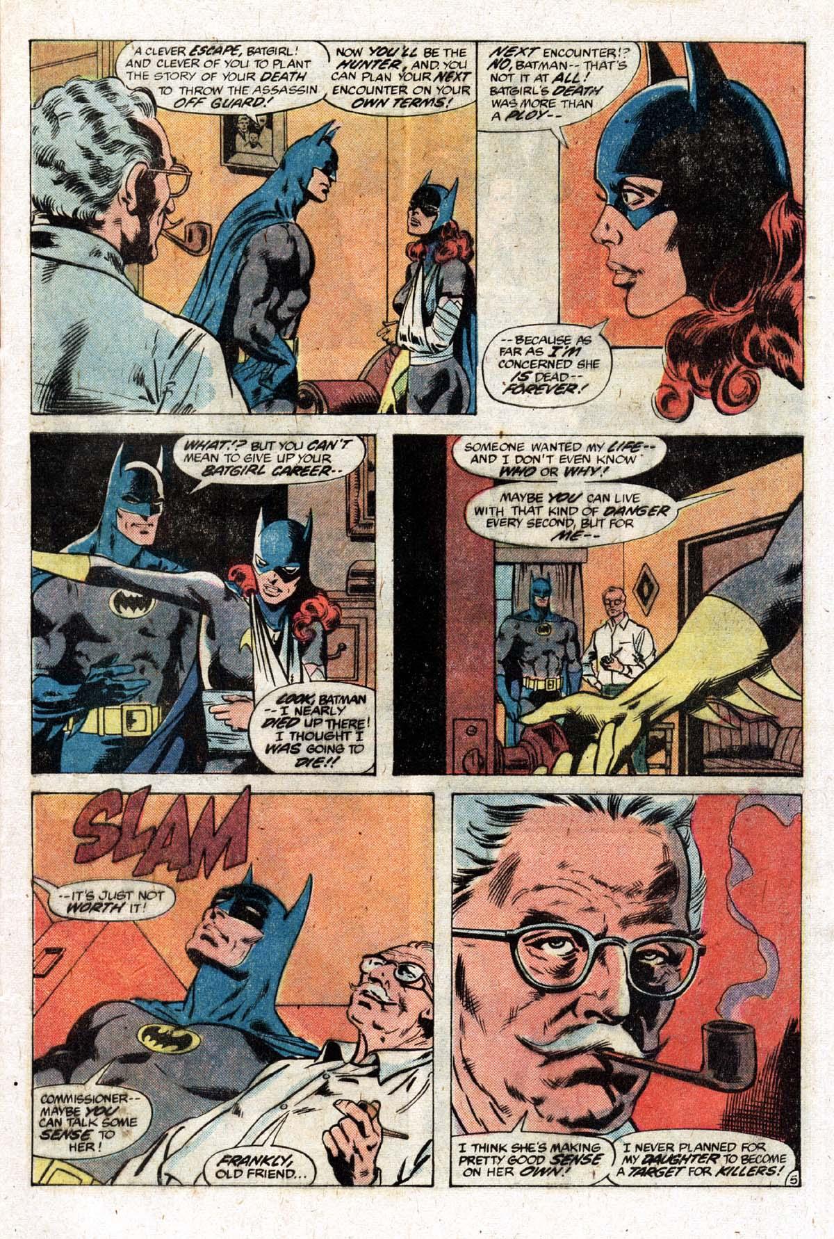 Detective Comics (1937) 492 Page 5