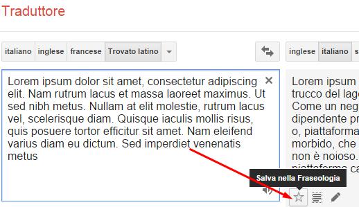 Come Salvare Le Traduzioni Di Google Traduttore Scuolissimacom