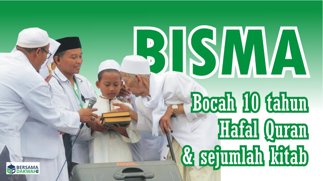Bisma Yanbu'a Kudus, Bocah 10 Tahun yang Hafal Quran dan Hadits