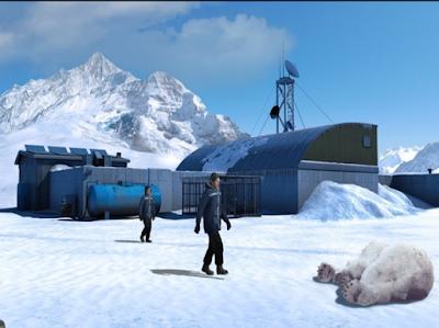 阿爾法北極星(Alpha Polaris),很特別的動作冒險探索解謎!