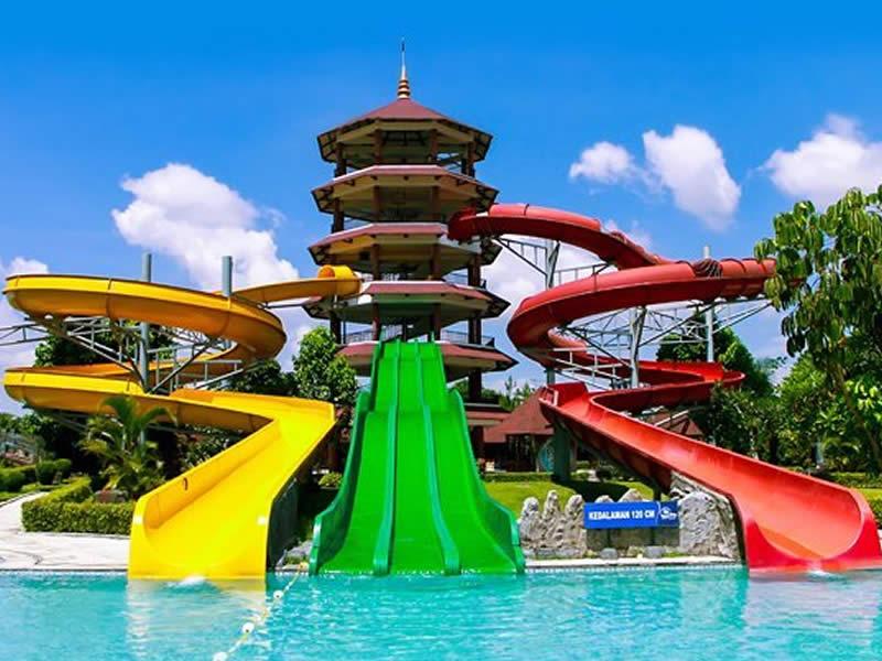 Teejay Waterpark Tempat Wisata di Tasikmalaya Terbaru