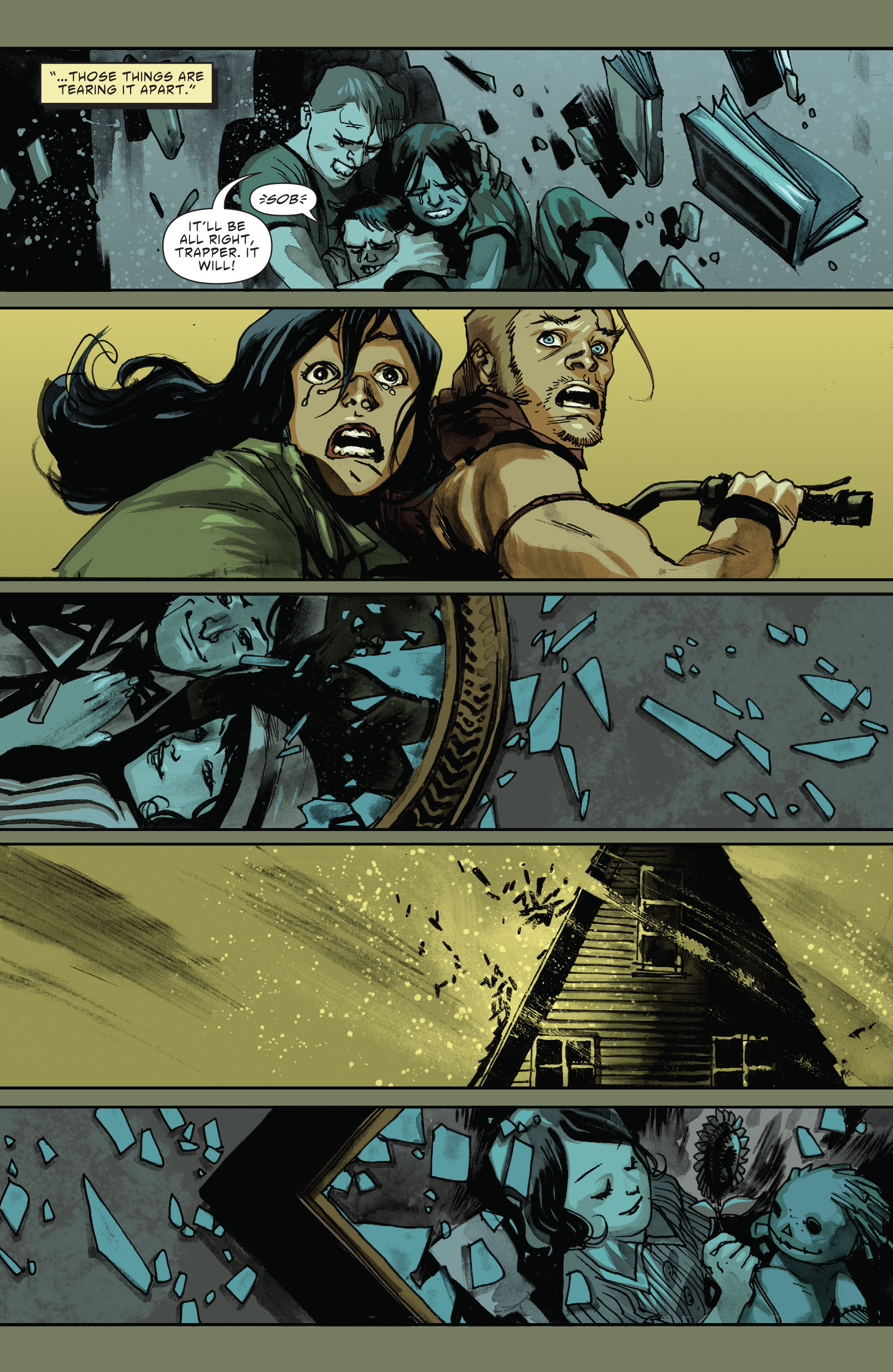 Read online American Vampire: Second Cycle comic -  Issue #4 - 9