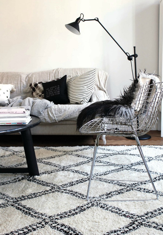 Living room by Seventeendoors via Home Magazine