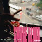 Blood Orange & Yves Tumor - Smoke (feat. Ian Isiah) [Remix] - Single Cover