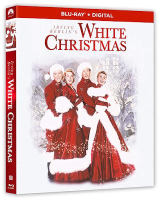 White Christmas 1954 Bluray Reissue