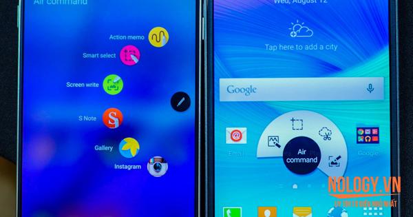 bán Samsung Note 5 cũ và Note 4 cũ uy tín