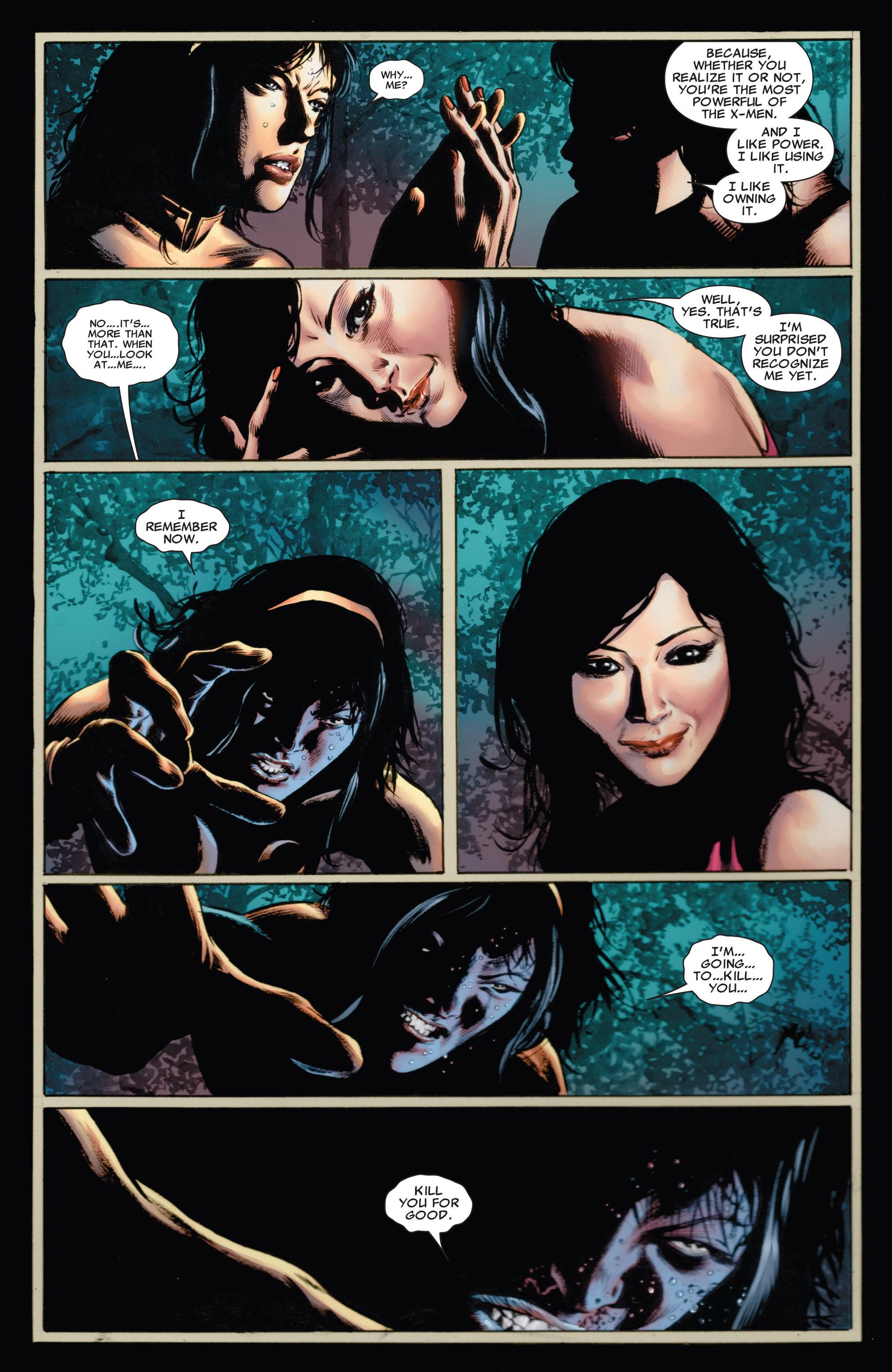 Read online Astonishing X-Men (2004) comic -  Issue #52 - 19