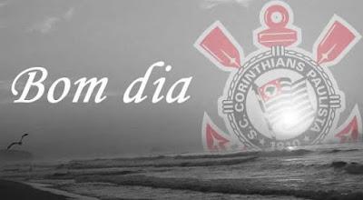 "Bom dia ""Corinthians"""