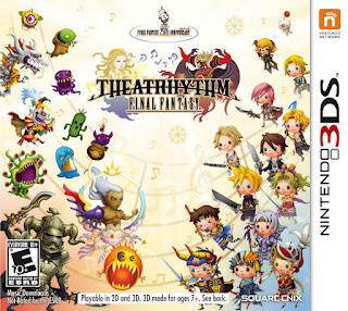 Free Download Theatrhythm Final Fantasy 3DS CIA USA