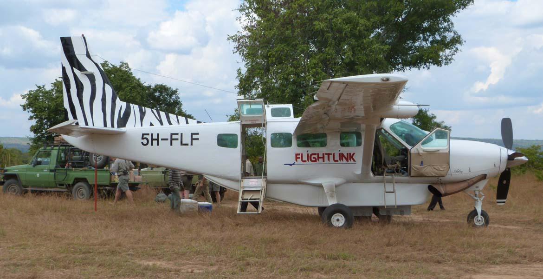 Flightlink Tanzania Arusha To Zanzibar Booking Schedule