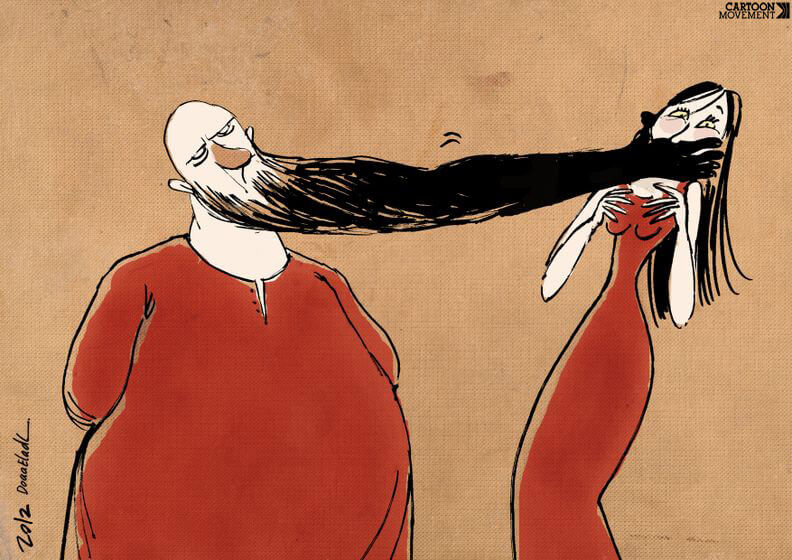 28 Thought-Provoking Illustrations That Depict How Everything Is Wrong With Modern Society