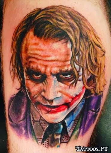 Diseños De Joker Comodín Belagoria La Web De Los Tatuajes