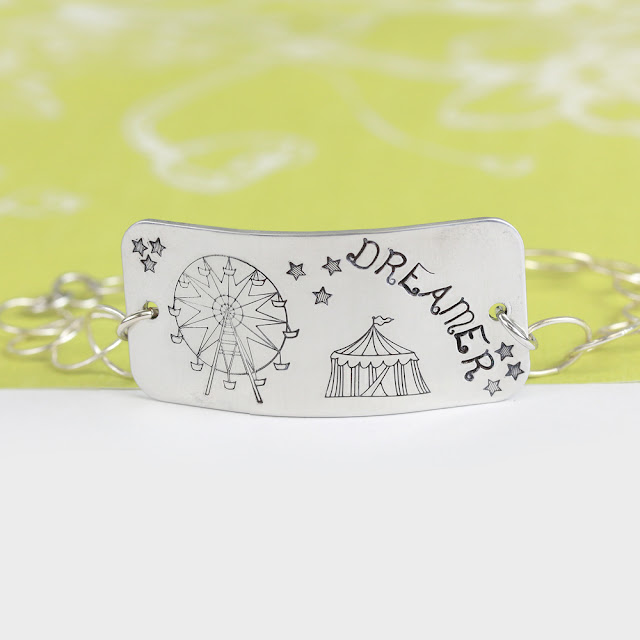 Scene Stamping for National Craft Month 2019