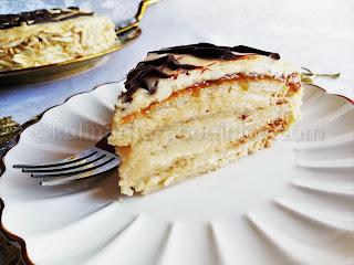 Торта Естерхази - рецепта