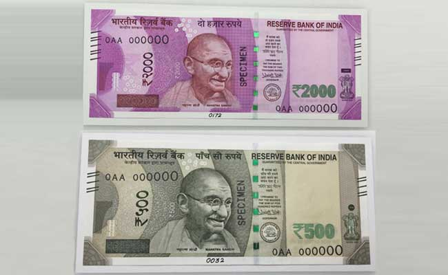 GENERAL KNOWLEDGE TODAY: Indian New Currency notes