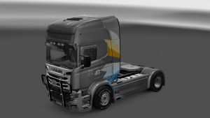 Scania Illegal V8 v 5.0 (1.26)