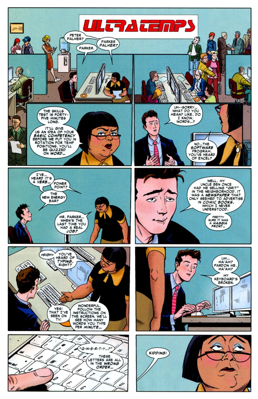 Web of Spider-Man (2009) Issue #8 #8 - English 8