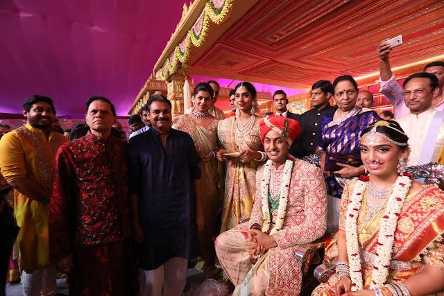 Pawan Kalyan at subbarami reddy grandson keshav wedding