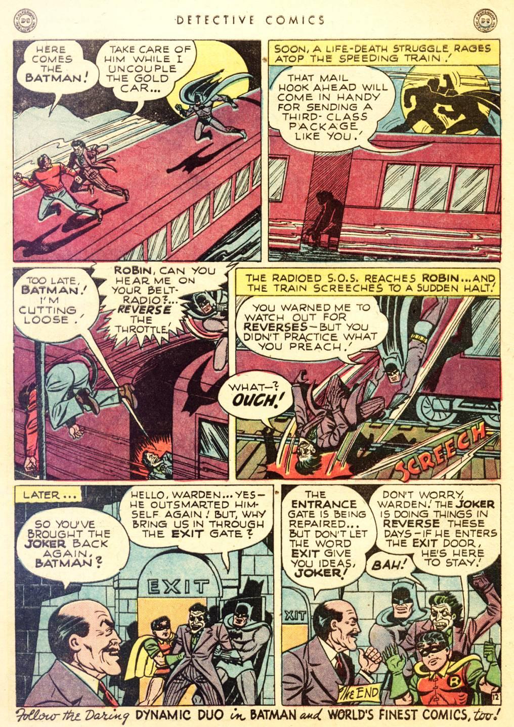 Read online Detective Comics (1937) comic -  Issue #128 - 14