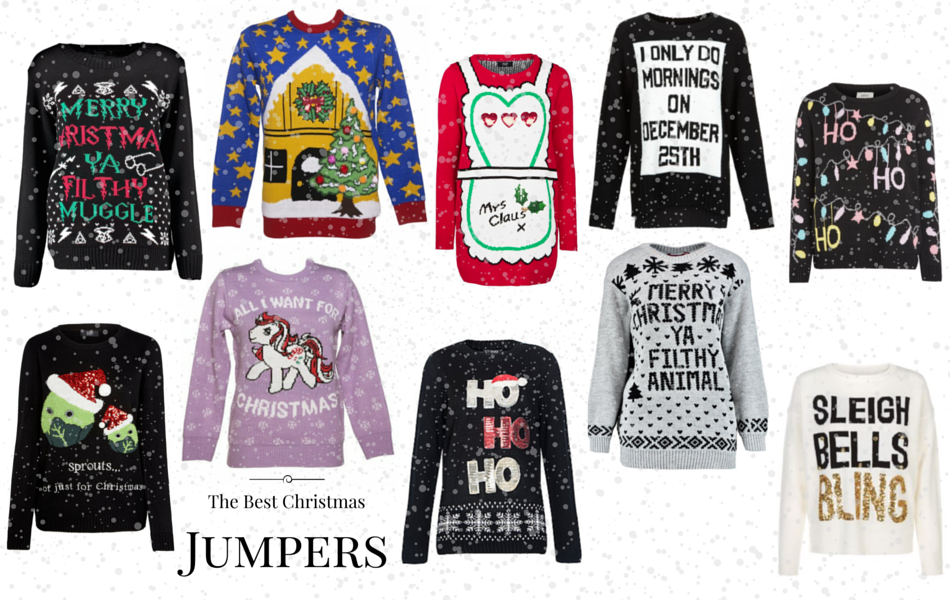 an image of Top 10 Christmas Jumpers 2015